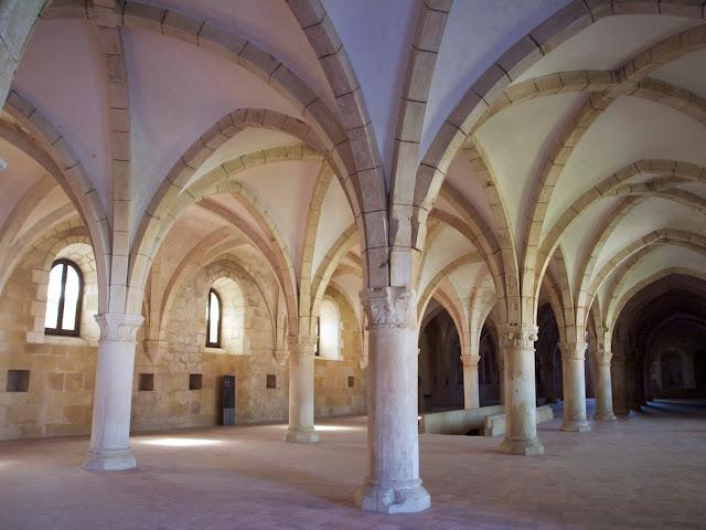 Alcobaça, Sala de los Monjes