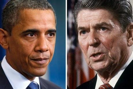 FLASHBACK:  Economy: Reagan Gets No Credit, Obama Gets No Blame