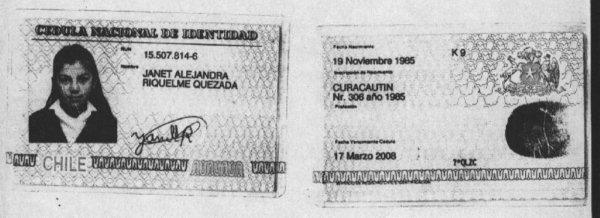 """Corte de Temuco dicta condena por secuestro de ex diputado radical 05-12-08 """"TRIZANO = SICAR = EL C"""