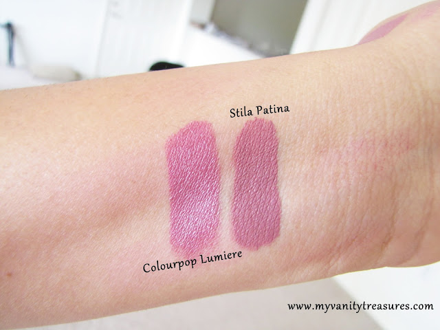 Stila Patina Dupe