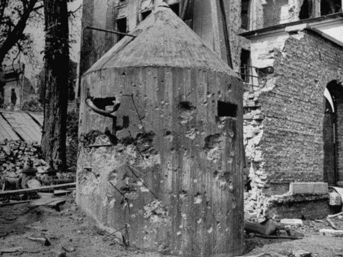El bunker de Hitler