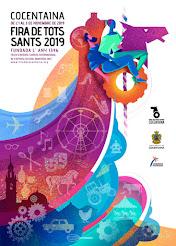 FIRA DE TOTS SANTS, de l´1 al 3 de Novembre, Cocentaina 2019