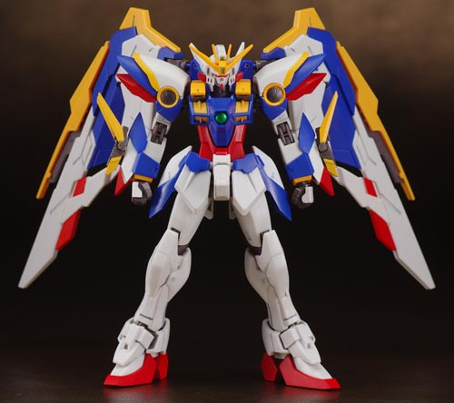 Wing Gundam action figure