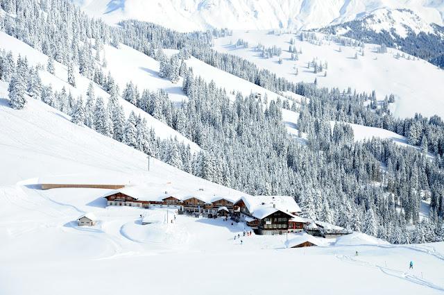 gstaad ski restaurant