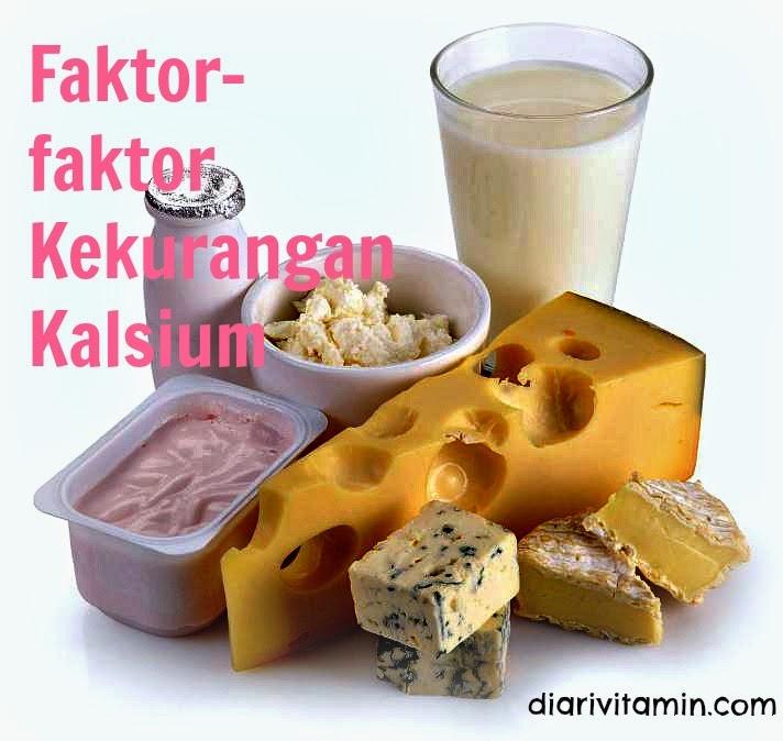 Susu dan keju antara sumber kalsium