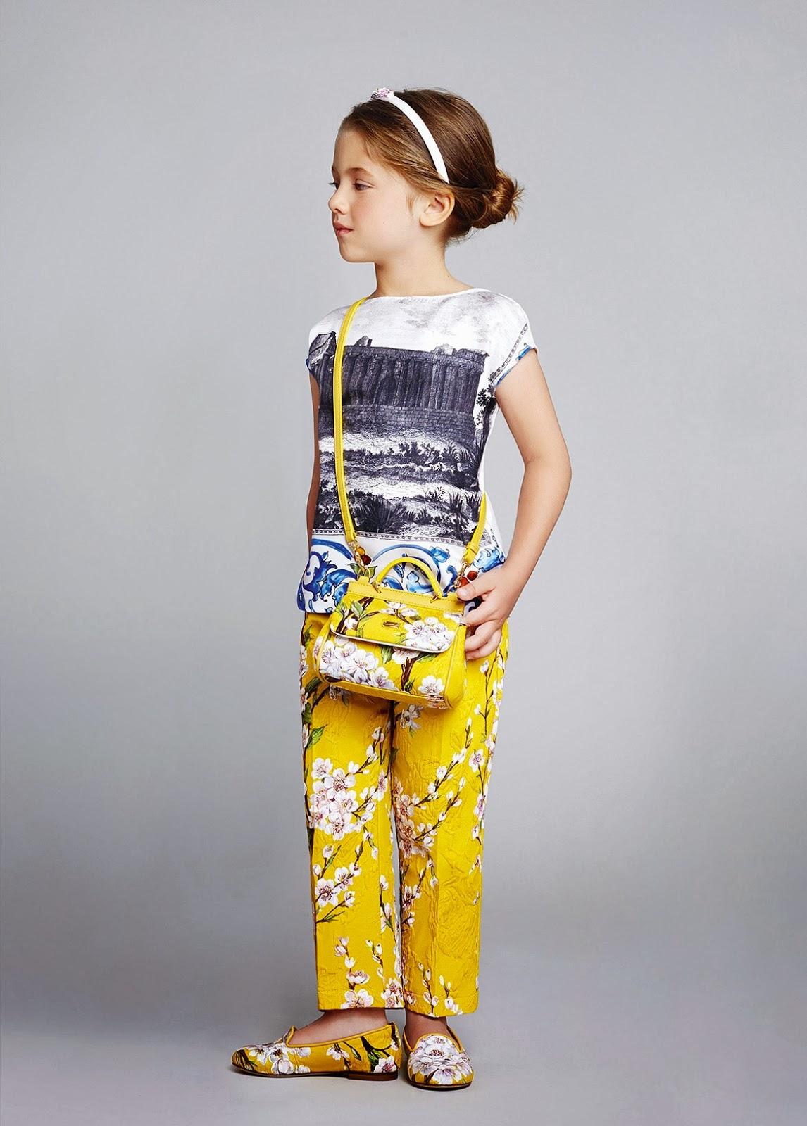 весна-лето 2014 для детей