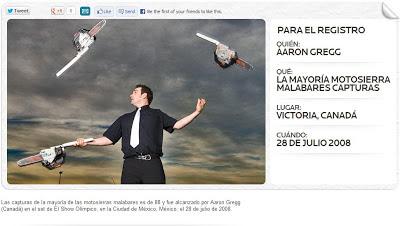 Los récords Guinness obtenidos en la Ciudad de México