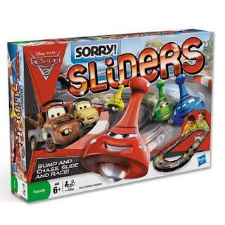 Cars Sorry Sliders Game