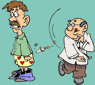 Gambar kartun jenaka lucu seru banget
