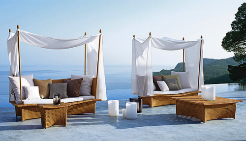 Modern patio furniture june 2012 - Salon de jardin luxe ...