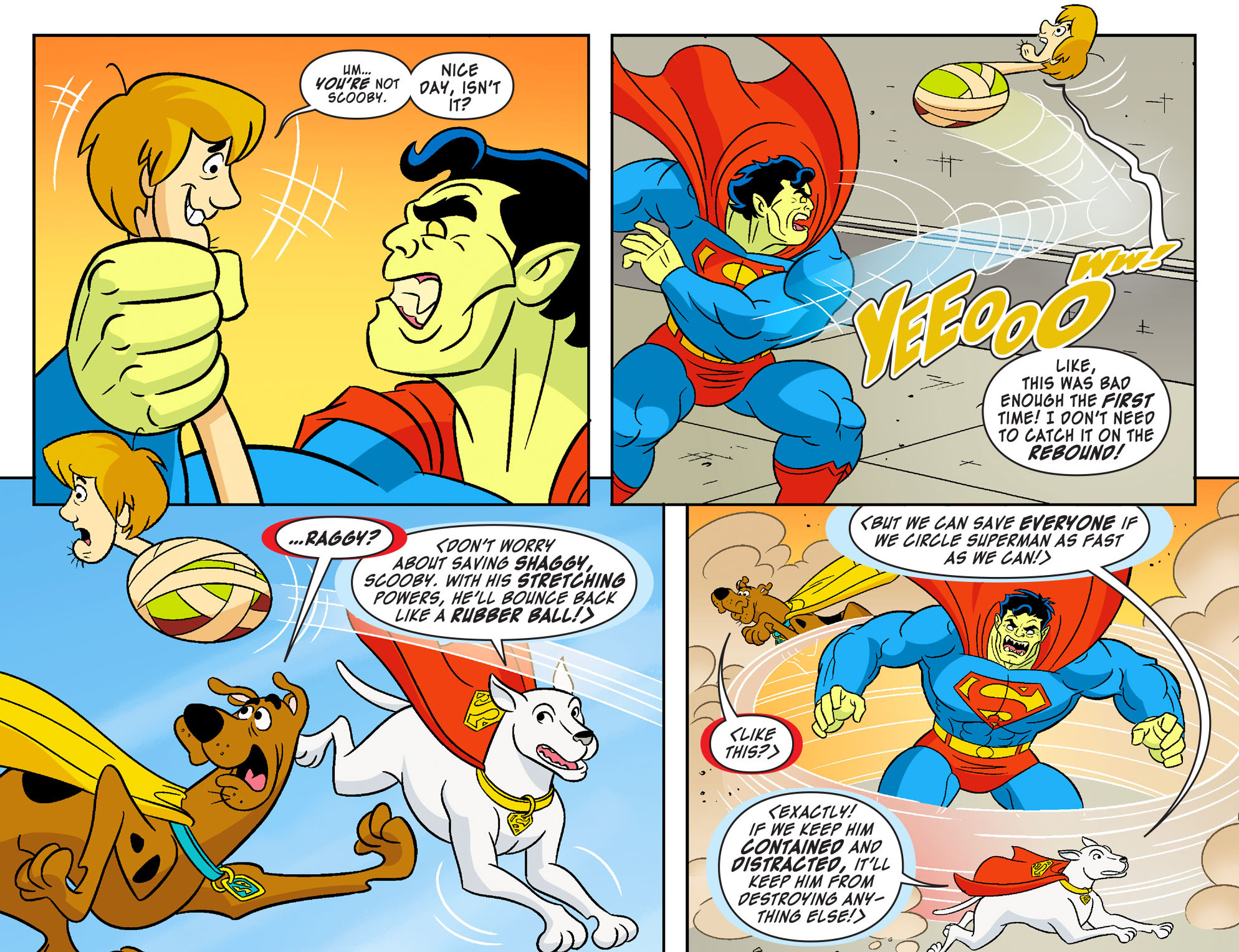Read online Scooby-Doo! Team-Up comic -  Issue #18 - 16