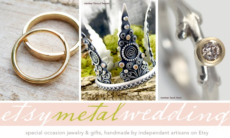 EtsyMetal Weddings