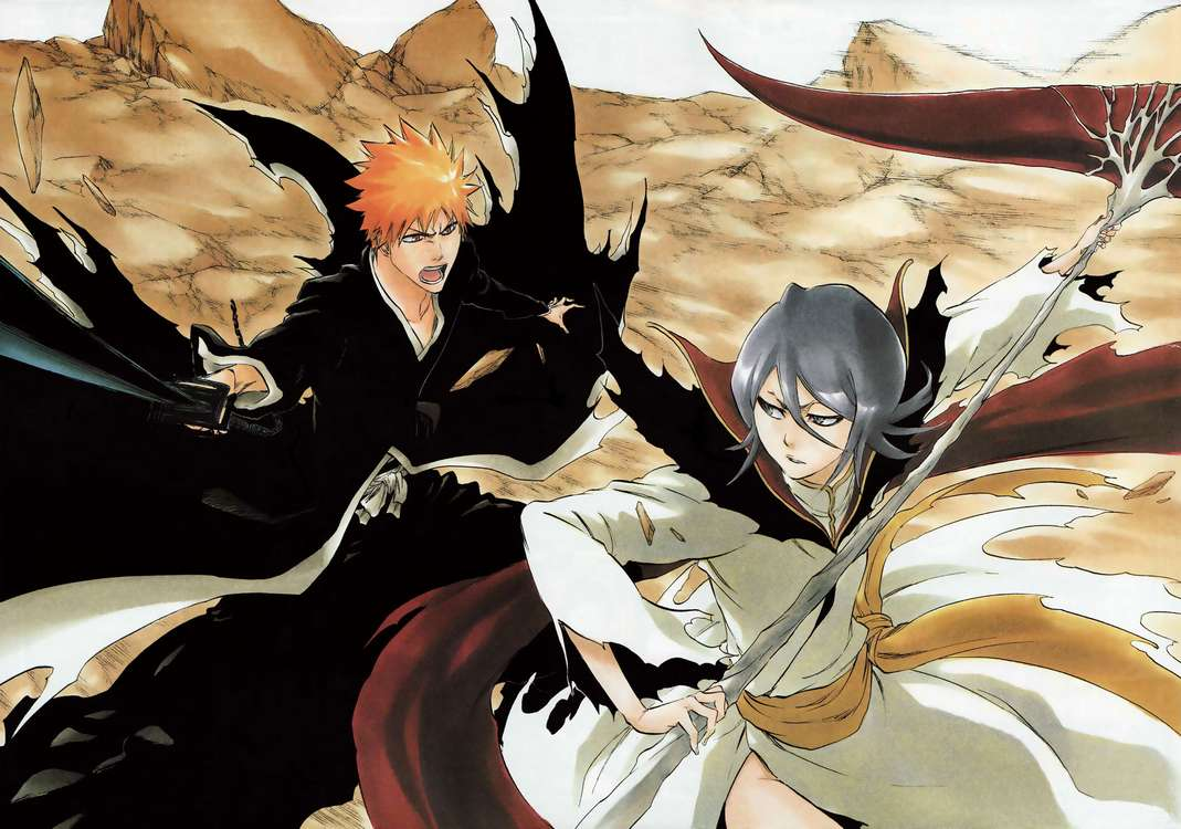 Super HD] Bleach The Movie 3: Fade To Black บลีช