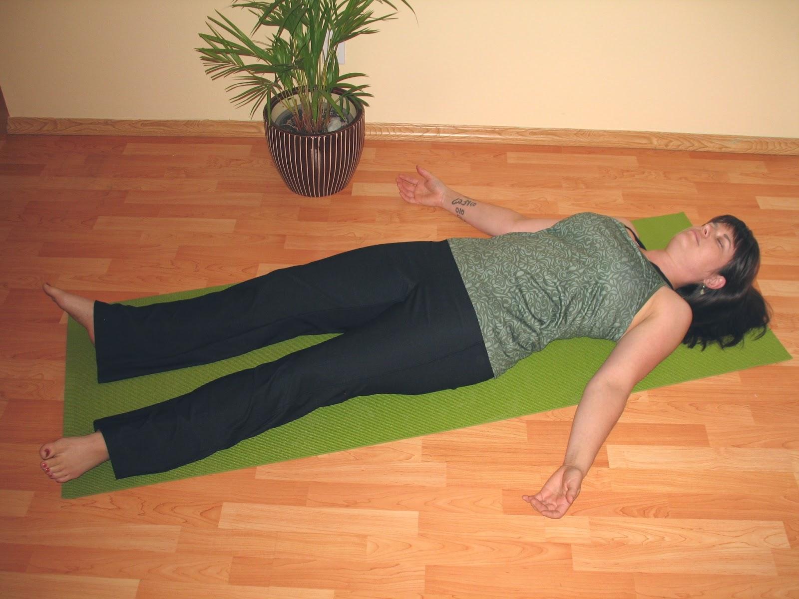 Unos minutos diarios para relajar los músculos