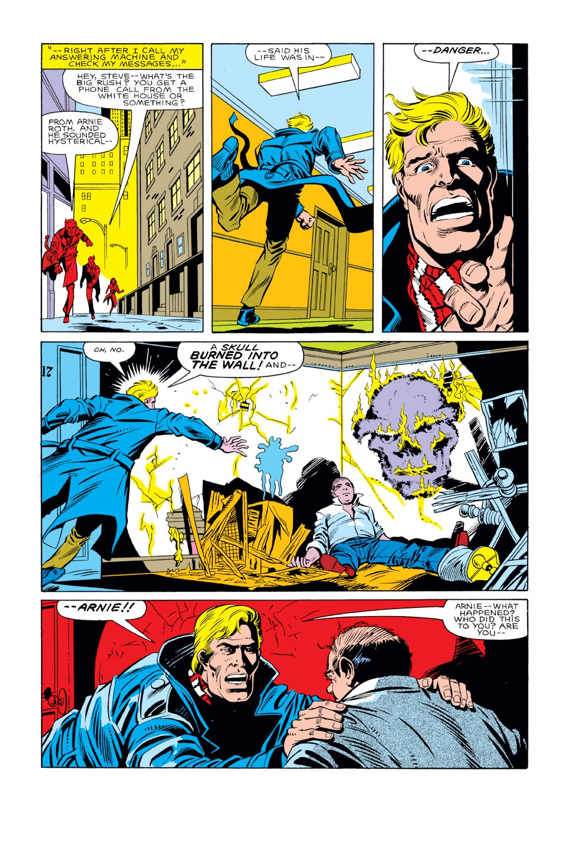 Captain America (1968) Issue #295 #223 - English 9