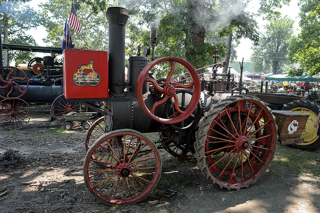 Pageant of Steam in Berryville, VA