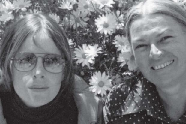 Photo of Diane Keaton & her Mother  Dorothy Deanne Keaton