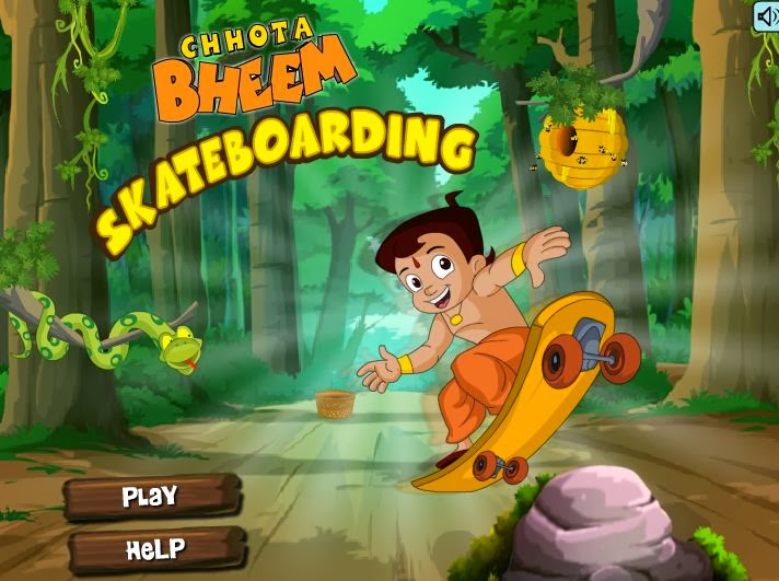 Chota Bheem Games Car