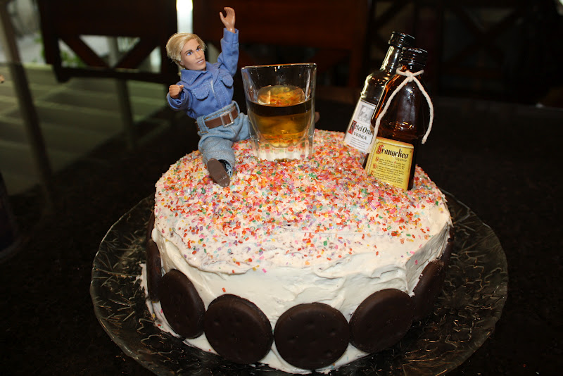 Heres A Perfect Idea For Birthday Party Or Bachelorette Try To Find Barbie Ken Doll That Looks Like Your Friend