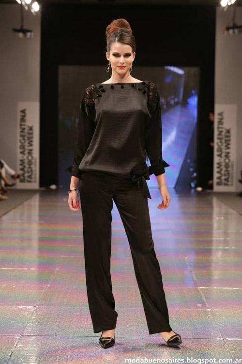 Adriana Costantini otoño invierno 2014 pantalones de vestir invierno 2014.