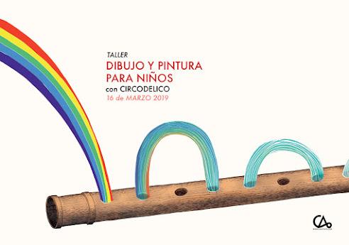 DIBUJO y PINTURA para NIÑOS // 16 de marzo