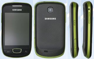 Samsung Galaxy Mini Harga Dan Spesifikasi Lengkap