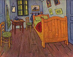 La camera di Vincent - Van Gogh