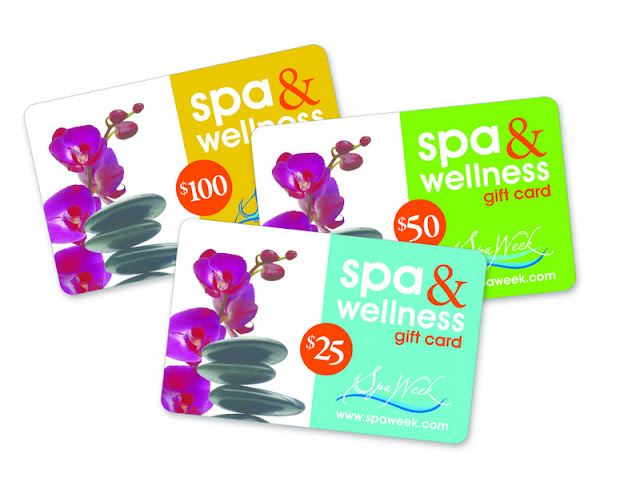 Spa Week spa & wellness gift card discount code