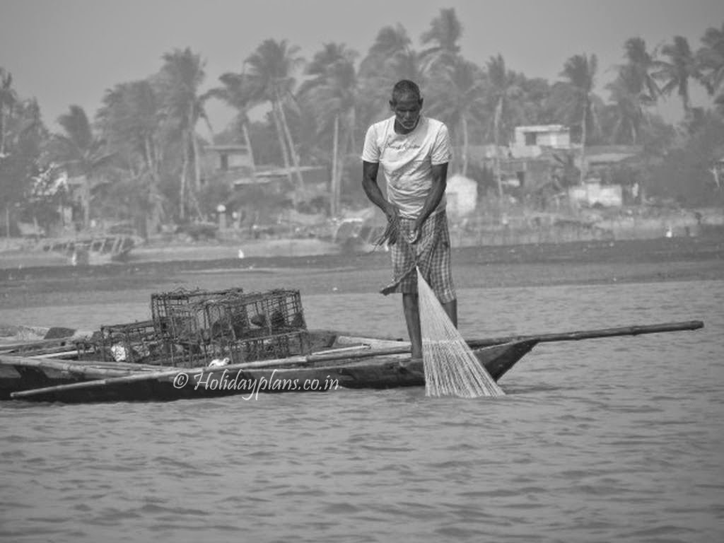 fishing in chilika lake