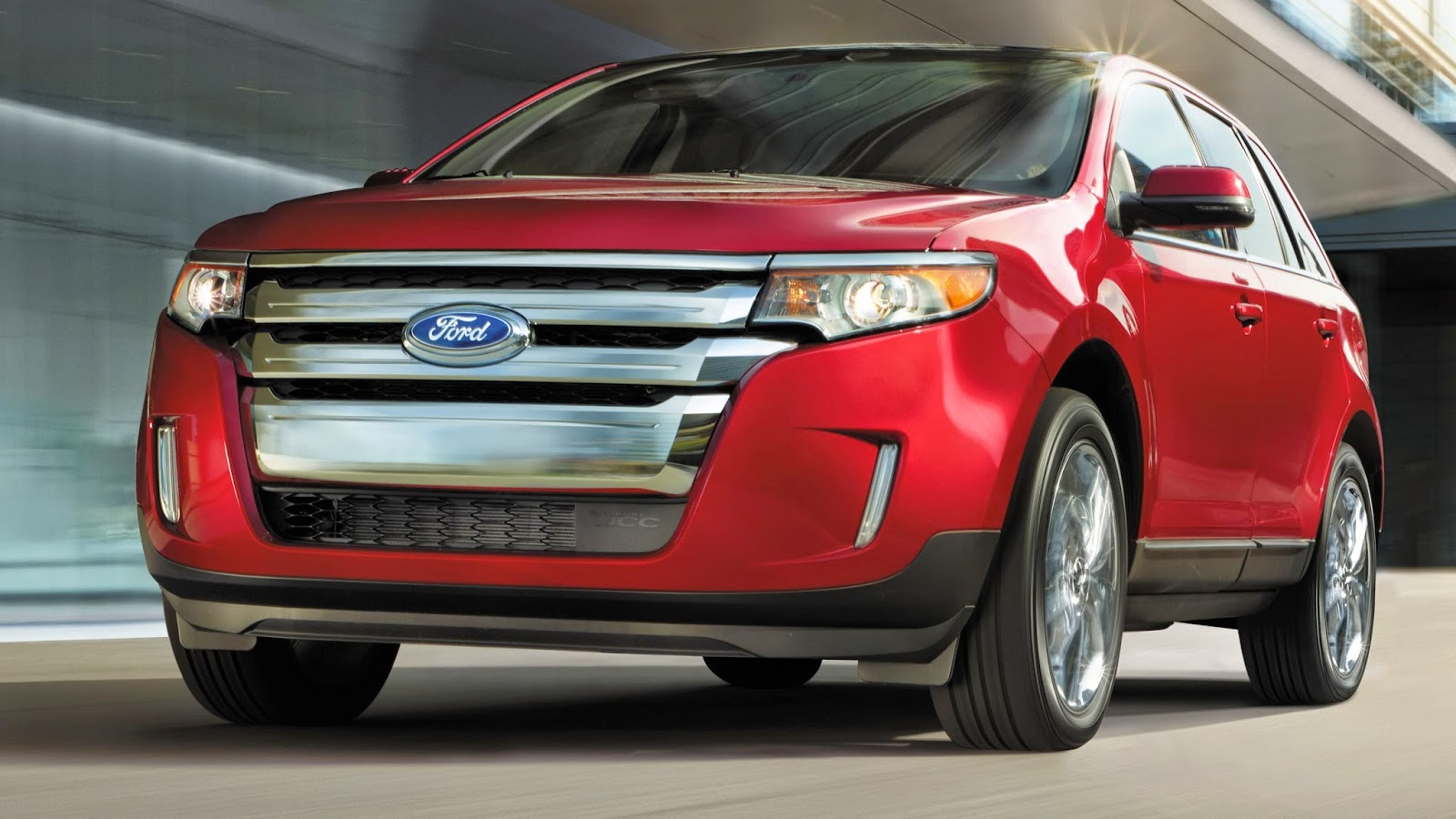 Ford Edge and Lincoln MKX Recall Due to Leaks Gasoline Tank
