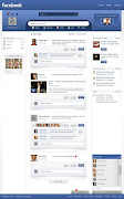 Check Future Layout of  (facebook facelift )