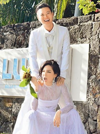 Yumiko Cheng Married Yumiko Cheng Admits That