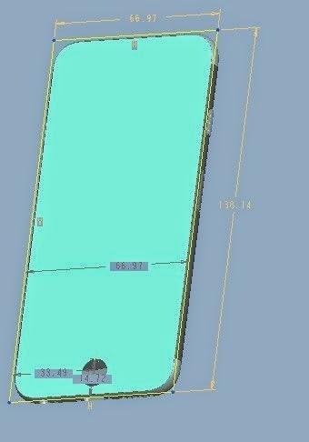 iPhone 6 3D圖流出