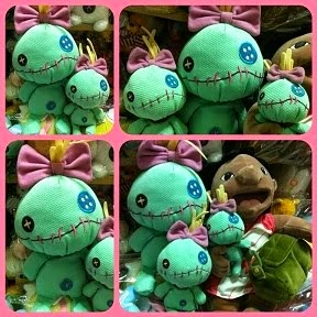 Disney Store 1st Released LBBP/ MBBP Scrump Plush