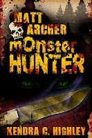 Matt Archer: Monster Hunter