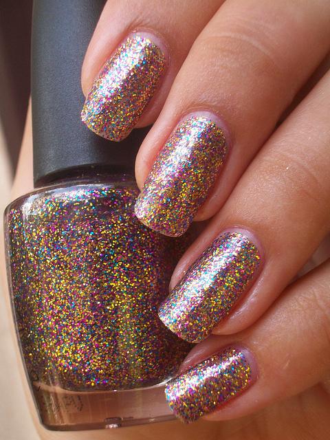 cc fashionista nail polish for new years eve