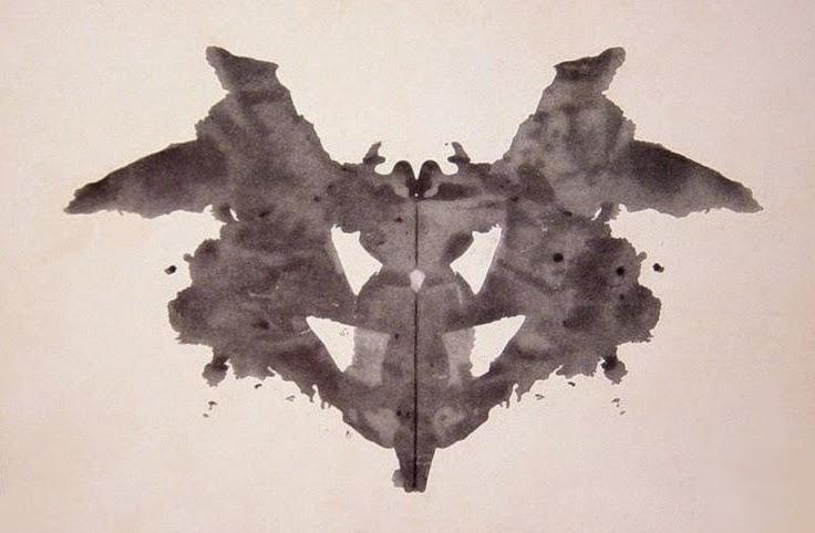 Rorschach blot