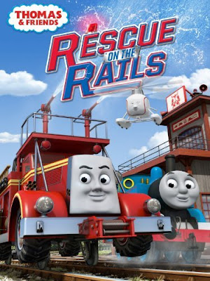 Download Thomas and Friends Rescue (2011) DVDRip 200MB Ganool