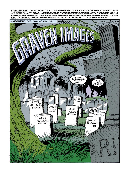 Captain America (1968) Issue #426 #376 - English 2