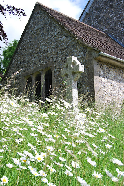 St Nicholas chapel, Bramber village, Sussex