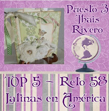 Puesto 3 Latinas en America