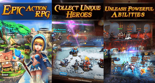 Heroes and Titans 3D v1.6.0 Mod Apk Data 1