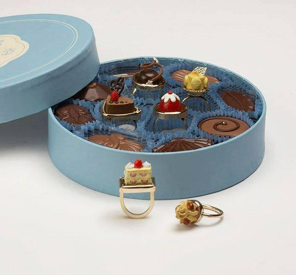 cincin kue kecil