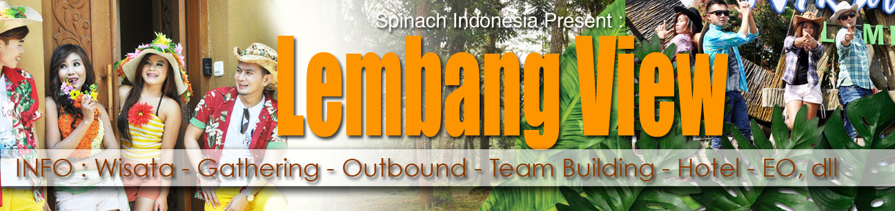 WELCOME : Gathering Outbound Hotel Wisata Offroad Paintball Camping Tea Walk, Lembang, Bandung