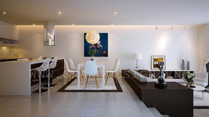 Vietnamese interior by grand design elegance dream home for Interior design in vietnam