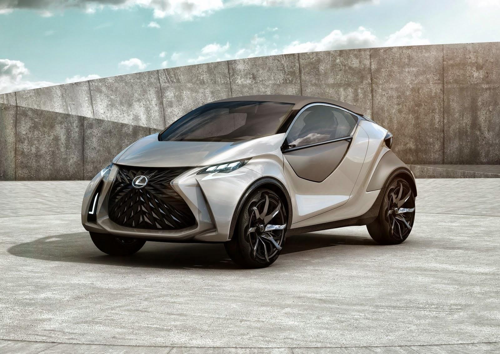 2015 Lexus LF-SA Geneva concept