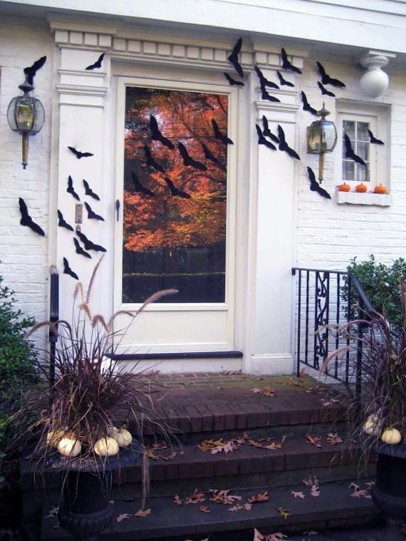 Halloween Door Decorating Contest Ideas Ayanahouse