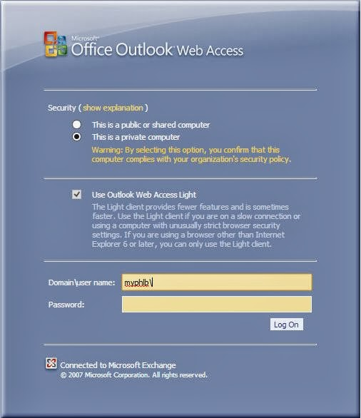 Log Into Work Outlook Email From Home