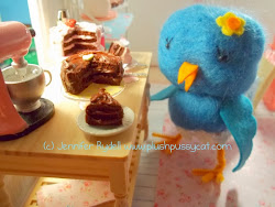 Bluebelle's Cake Shop