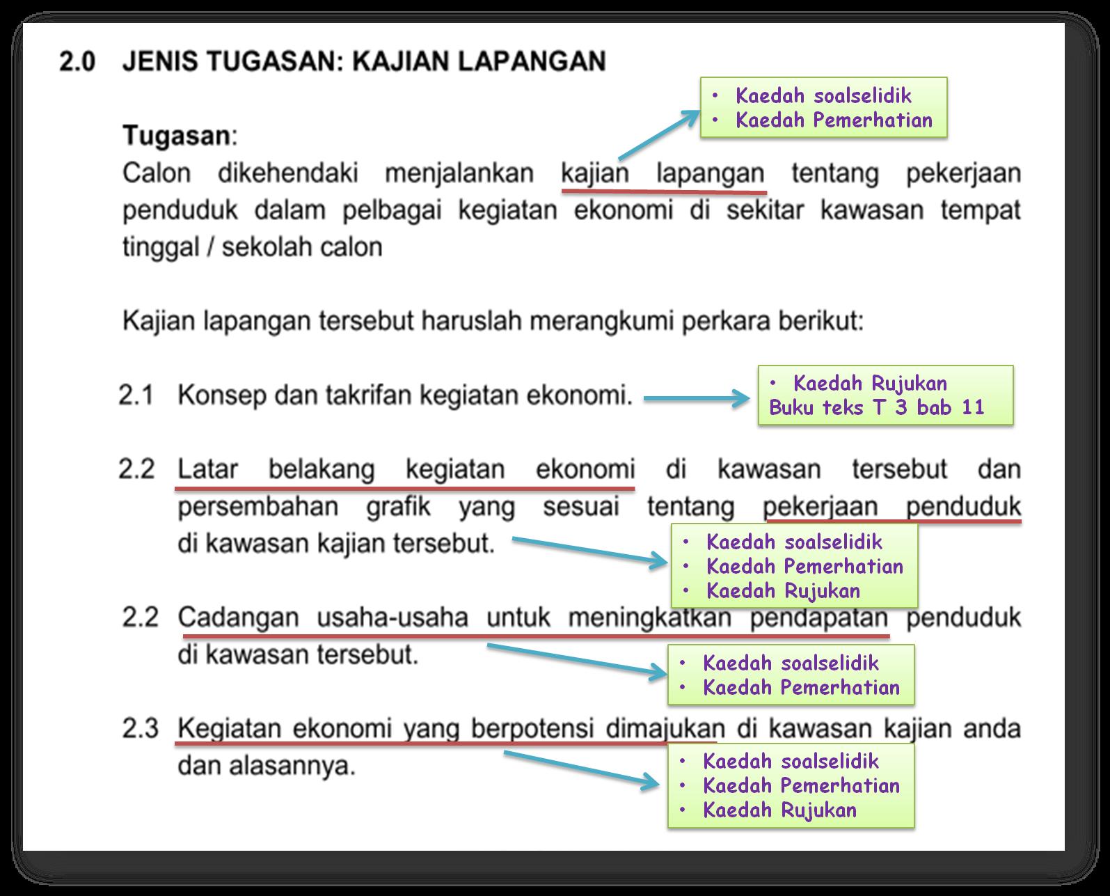 Contoh Soalan Guna Tanah Geografi Pt3 2018 Soalan Bl